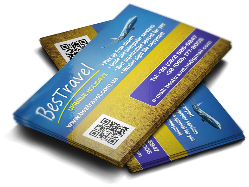 Business cards cheap printing online and individual design